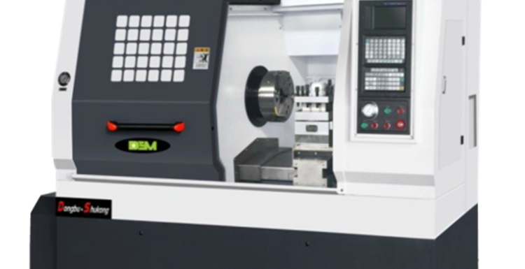 CNC Lath Machines (Accuracy upto 4 micron)