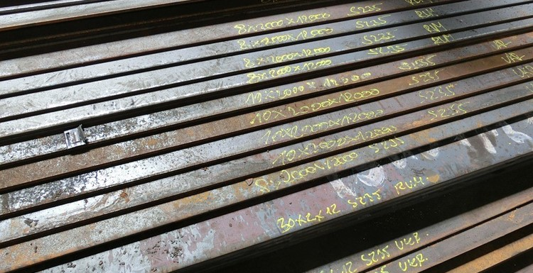 Steel Sheets 30 CrMnSiA thickness 6 mm to 200 mm