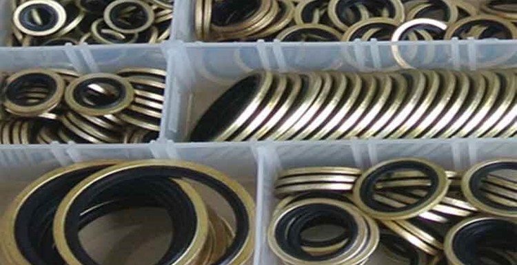 Special Rubber Parts (Damping Washers, O Seal Rings etc.)